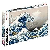 Piatnik 5698 Hokusai, La Gran Ola - Puzzle, 1000 Piezas