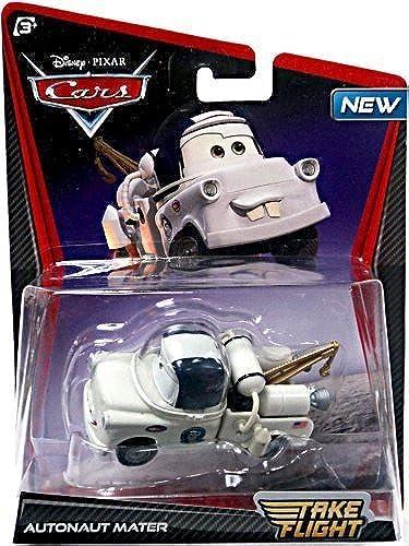 Disney   Pixar CARS TOON 155 Die Cast Car Take Flight Autonaut Mater by MISSING