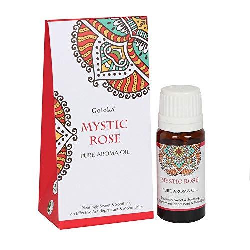 Aceite aromático Rosa Mística - 10ml