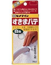 セメダイン 不乾性充てん材 すきまパテ 白 200g HC-146