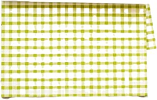 Hester and Cook Painted Check Paper Placemat - Pad of 30