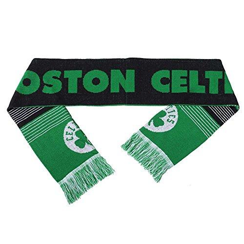 Boston Celtics Reversible Split Logo Scarf