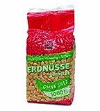XOX Erdnüsse ungesalzen, 1er Pack (1 x 1 kg)