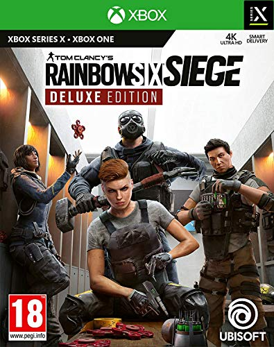 Tom Clancy's Rainbow Six Siege - Deluxe Edition (Xbox Series X) (輸入版)