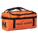 Helly Hansen HH Classic Duffel Bag Bolsa de Viaje, Unisex Adulto, Naranja (Spray Orange), S (50 L)