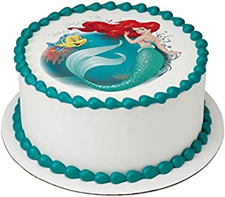 The Little Mermaid Ariel Licensed Edible 8