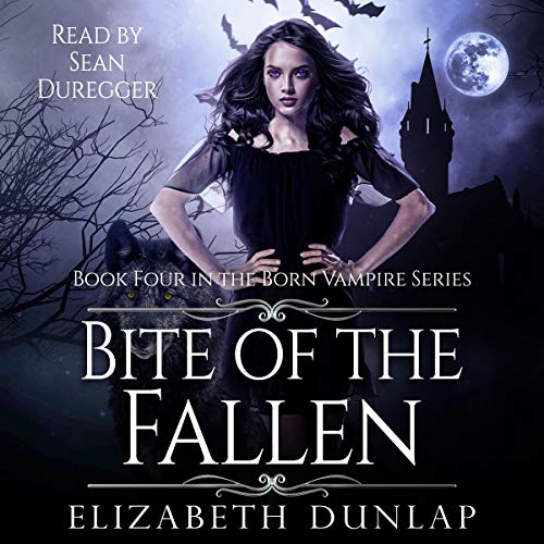 Bite of the Fallen audiobook cover art