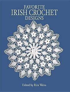 Favorite Irish Crochet Designs[FAVORITE IRISH CROCHET DESIGNS][Paperback]