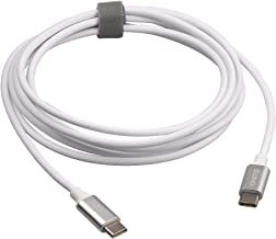 Onite 10ft USB-IF Certified USB C to C Cable for New MacBook Pro 13.3'' 15'', Nexus 5X 6P, Pixel XL, Lenovo Yoga 910, Razer Blade Stealth, Nintendo Switch