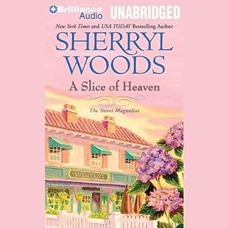 A Slice of Heaven audiobook cover art