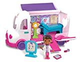 Docteur La Peluche - 5795.0 - L'ambulance De Doc Et Accessoire