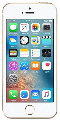Apple iPhone SE (Gold, 128GB)