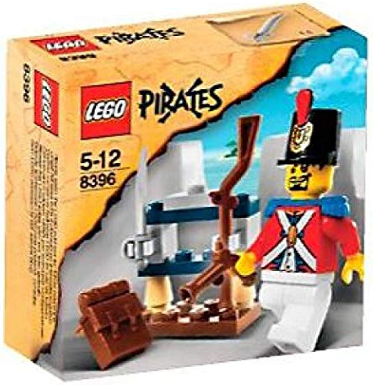 Lego Pirates Set  8396 Soldier's Arsenal