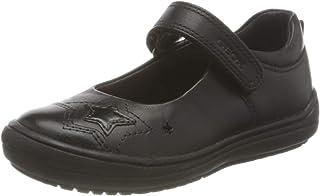 Geox J Hadriel Girl A, School Uniform Shoe Niñas