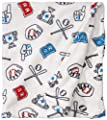 "Bon Bebe Unisex Super Soft and Cozy 30""x 36"" Plush Baby Blanket"