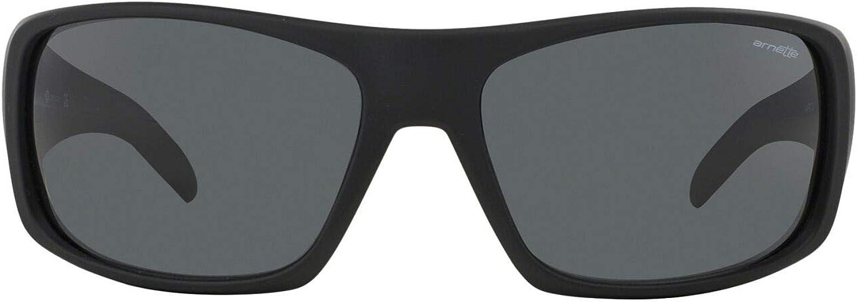 ARNETTE Men's An4179 La Pistola Wrap Sunglasses