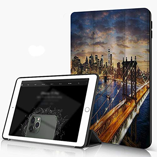 Case for iPad 10.2 Inch, iPad 7./8. Generation shell Loving Snails Cute Cartoon Animal, Slim Lightweight Stand Protective Case for iPadr,Auto Wake/Sleep