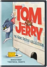 Tom and Jerry Gene Deitch Coll (DVD)