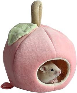 Ofanyia Małe zwierzęta trwałe ciepłe urocze owoce kształt hamak chomik świnka morska wiszące gniazdo dom