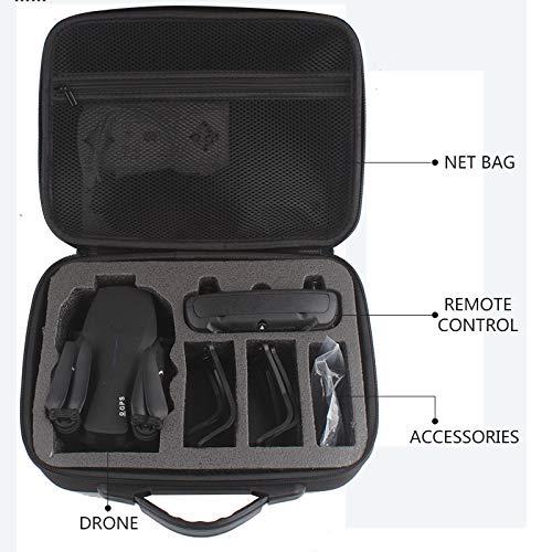 FairOnly E520 E520S RC Drohne Quadcopter Ersatzteile wasserdichte tragbare Handtasche Aufbewahrungstasche Tragetasche Box Spielzeuge