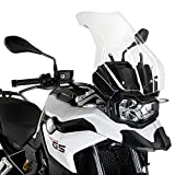 Puig 9770W SCREEN TOURING [CLEAR] BMW F750GS (18-19) プーチ スクリーン カウル