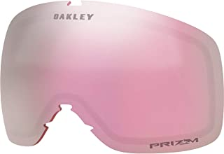 Oakley Flight Tracker XM Adult Replacement Snow Goggles - Prizm HI Pink Irid/One Size