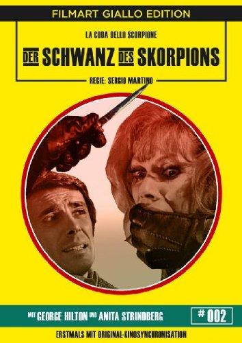 Der Schwanz des Skorpions - Filmart Giallo Edition Nr. 2 [Limited Edition]
