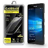 CaseBase Pack de Deux Premium Protections d'écran en Verre Trempé pour Microsoft...