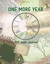 One More Year DIY Junk Journal