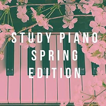 Study Piano Spring Edition