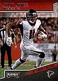 2018 Panini Playoff #10 Julio Jones Atlanta Falcons NFL Football Trading Card