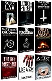 Lamb Chops and Chainsaws: Nine Disturbing Short Stories about the Darker Side of Human Nature (Vol....