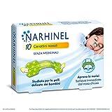 Narhinel Cerottini Nasali senza Medicinali - Pacco da 10 X 30 Gr...