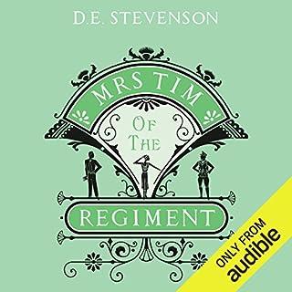 Mrs. Tim of the Regiment cover art
