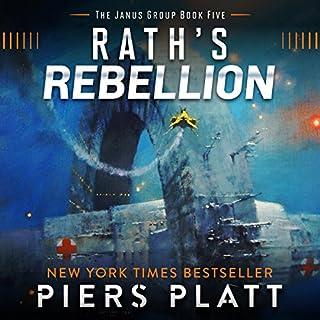Rath's Rebellion audiobook cover art