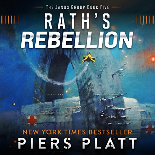 Rath's Rebellion audiobook cover art