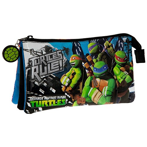 Les Tortues Ninja Turtles Building Vanity, 22 cm, Bleu