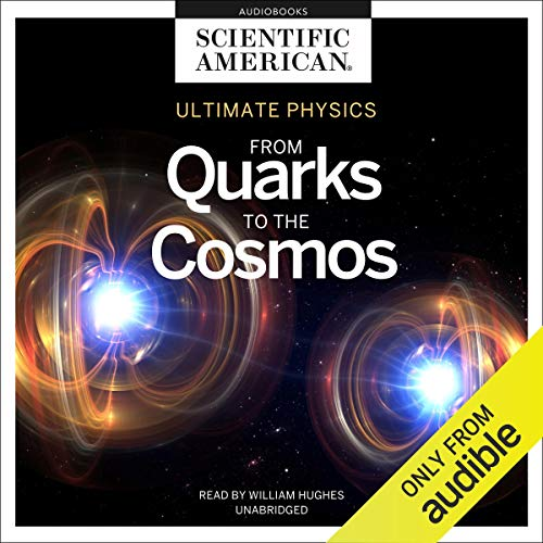 Ultimate Physics audiobook cover art