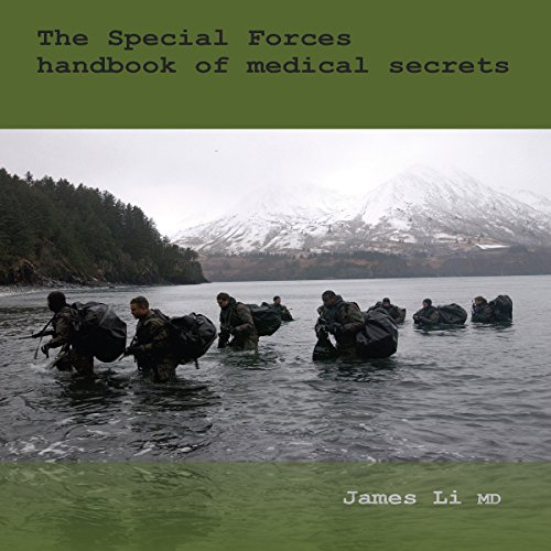 The Special Forces Handbook of Medical Secrets audiobook cover art