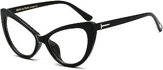 d8bf3301d7 De múltiples fines T Rivet Cat Eyes Gafas de sol grandes para mujer Marco de  la