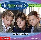 Die Pfefferkörner 04. Autoschieber: Original Hörspiel zur TV-Serie