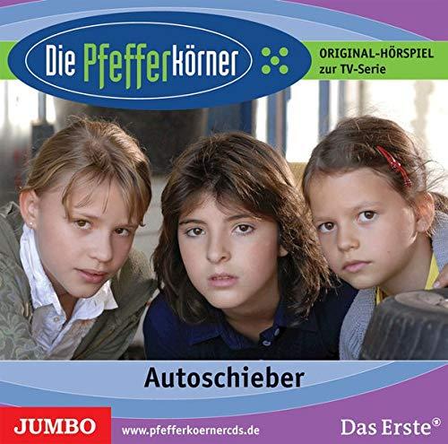 Die Pfefferkörner 4: Autoschieber (Original Hörspiel zur TV-Serie)