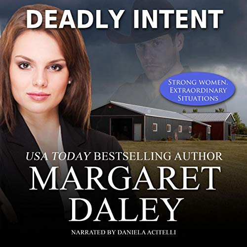 Deadly Intent  By  cover art