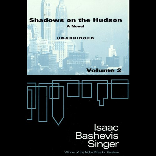 Shadows on the Hudson, Volume 2 cover art