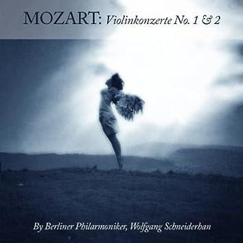 Mozart: Violinkonzerte No. 1 & 2