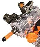 Uzi-SMG Toy Submachine Gun Toy Foam Blasters & Guns Outside Games Outside Toys for Teenagers Boys by JOYWEII