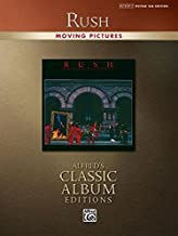 Moving Pictures: Authentic Guitar Tab (Alfred's Classic Album Editions)