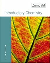 Introductory Chemistry, Fifth Edition by Steven S. Zumdahl (2006-06-14)