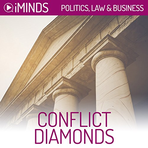 Conflict Diamonds audiobook cover art
