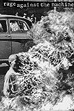 Rage Against The Machine Monk On Fire Poster Drucken (60,96